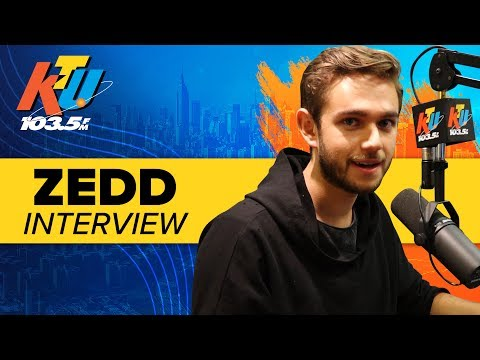 Zedd Talks Working with Liam Payne and Alessia Cara | Interview