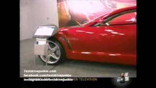CD 2003 Mazda RX8 Road Test
