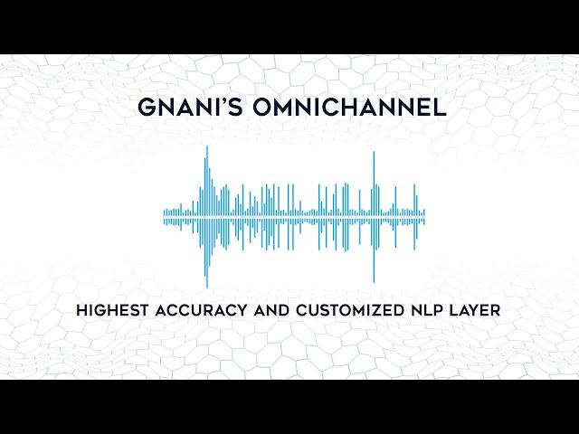 Omni Channel Analytics Solution | Gnani.ai