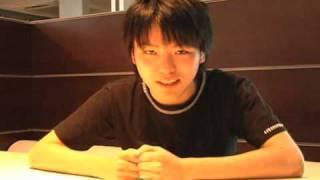 「東京俳優市場2010春」第3話から久保田健介さんのインタビューです。
