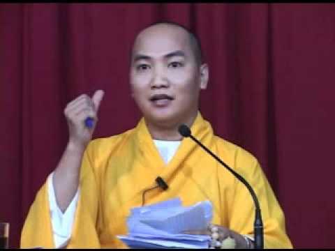 Dac Tinh Cua Dao Phat 2/2 - DD Thich Phuoc Tien