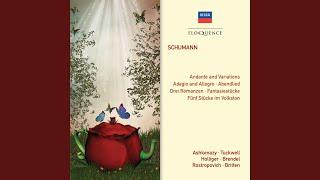Schumann: 5 Stücke im Volkston, Op.102 - 5. Stark und markiert