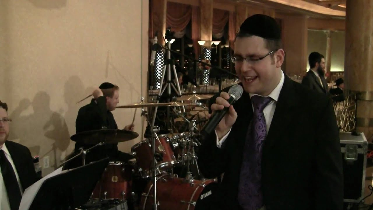 Dovid Gabay Sings A Crazy Ending To The Last Dance With Shloime Dachs Orchestra