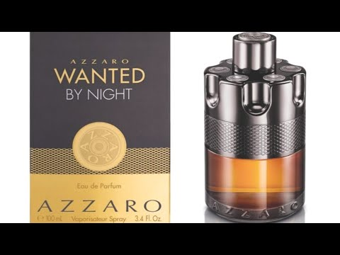 Azzaro cologne wanted by night