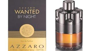 AZZARO Wanted by night Eau De Parfum Unboxing