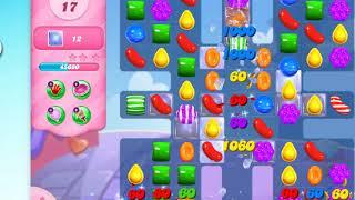 Candy Crush Saga level 203, Game