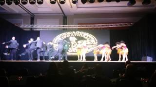 Aspira Lane Tech- Chicago International Salsa Congress 2014