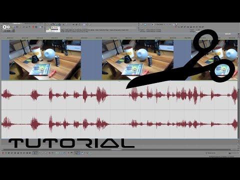 Ton vom Video trennen und mit Audacity bearbeiten / verbessern