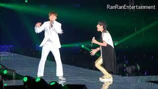 D-LITE(from BIGBANG)が和田アキ子と2017年9月2日に開催された「マイナ...