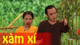 Cười đau bụng vì nhiều chuyện Hoài Linh bị đánh bầm mắt - Xàm Xí Hài Hoài Linh
