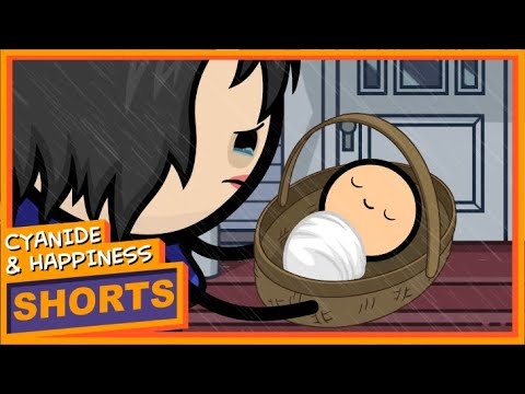 Orphan - Cyanide & Happiness Shorts
