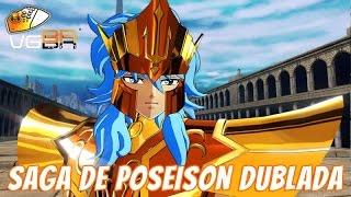 Os Cavaleiros do Zodíaco: Alma dos Soldados - Saga de Poseidon (Saint Seiya Soldiers Soul) DUBLADO