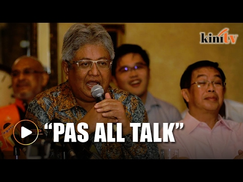 Zaid: PAS has no plan for the economy or education