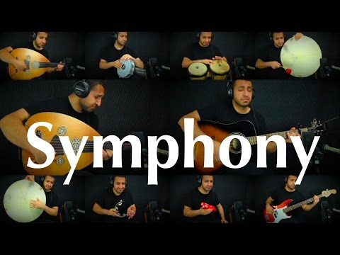 Symphony - Clean Bandit Oud cover by Ahmed Alshaiba