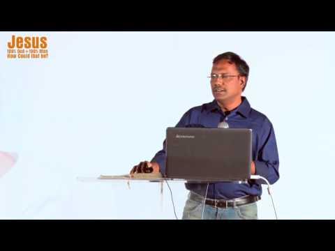 Jesus = 100% God +100% Man -  - Dr.Noah R.Ajay Kumar