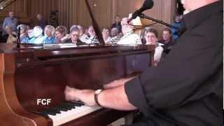 Tom Hook performs Louis Jordan