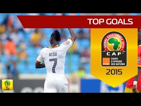 TOP 5 GOALS #5 | Orange AFCON 2015 | Best goals!