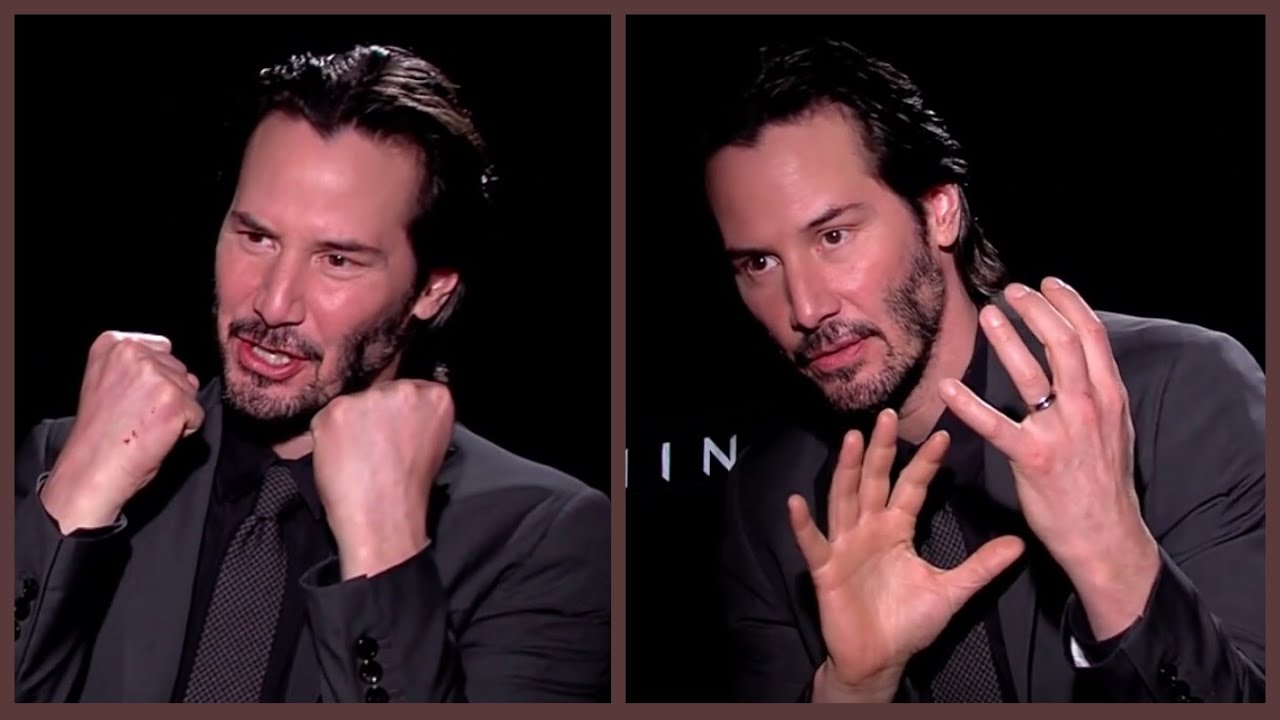 Keanu Reeves On Taking His Shirt Off The Physical Pain Of Playing Neo In Matrix
