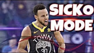 Stephen Curry ~ Sicko Mode