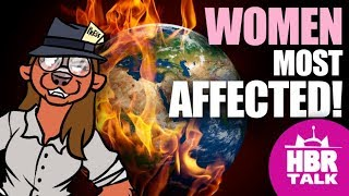 Women most affected | climate of the Accountability gap - HBR Talk 30 vid