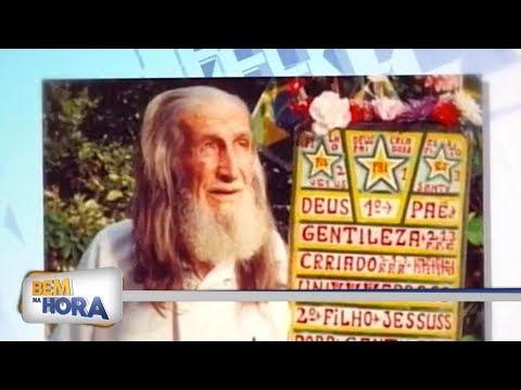 Conheça a história do Profeta Gentileza