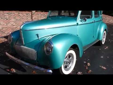 1941 Willys Sedan Aqua for sale Old Town Automobile in Maryland
