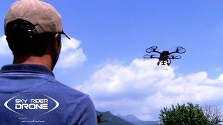 Come muoversi nello spazio - Scuola di volo Sky Rider Drone #4