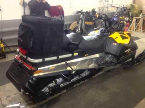 Продам снегоход BRP Ski-Doo Skandic WT 600 ACE
