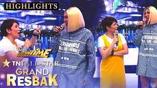 Vice cracks jokes about Tyang Amy's outfit | Tawag ng Tanghalan