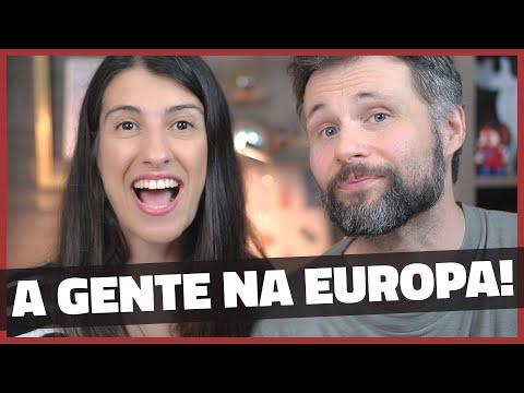 FOMOS PARA A EUROPA!!!!