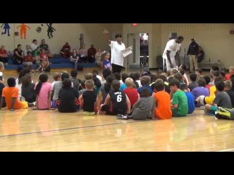 Ronnie Brewer Camp Highlights