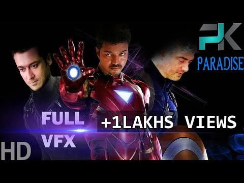 TAMIL VERSION OF AVENGERS HD - AJITH , VIJAY , SURYA