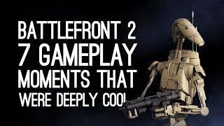 Battlefront 2: 7 Moments That Were Deeply Cool in Battlefront 2 at E3 2017