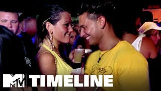 Pauly D & JWoww's Relationship Timeline | Jersey Shore + Jersey Shore: Family Vacation
