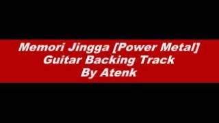 memori jingga [Power Metal] Guitar Backing Track