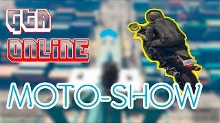 GTA 5 Online - Байк-шоу(Гонки GTA 5 Online)