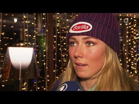 "Mikaela Shiffrin • ARD feature ""The golden Mikaela"" • 03.01.2017 [HD]"
