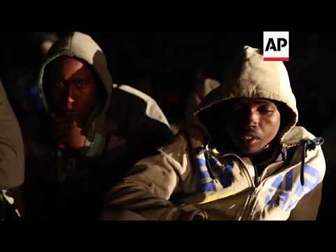 Almost 300 migrants rescued off Libyan coast
