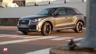Audi Q2 et Q3