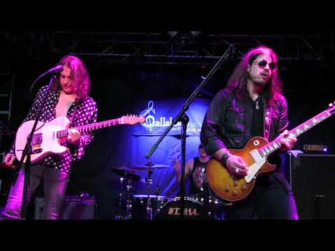 ''SUNSHINE OF YOUR LOVE'' - SUPERSONIC BLUES BAND Wsg ROBBEN FORD @ Callahan's, July 2017