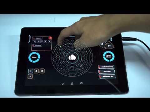 3D Audio App