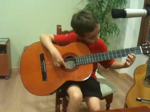 Entre dos agüitas - Escuela de guitarra flamenca Joaquin Herrera
