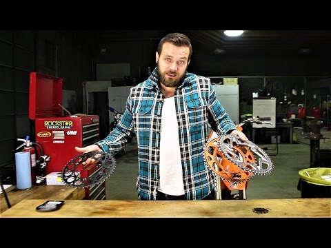 How To Gear Your Dirt Bike For Track, Trails, Enduro Riding And Desert.