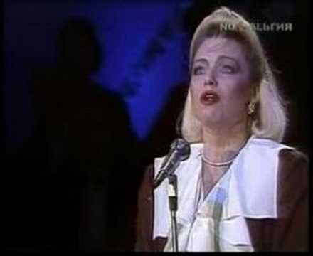 Irina Ponarovskaya - Ирина Понаровская 1990