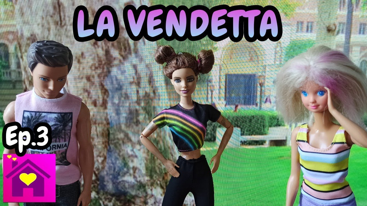 LISA AL COLLEGE EP.3:VENDETTA