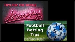 Football Betting Tips - 12.05.2019 - KING GERMANY