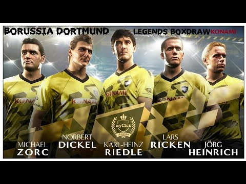 Legends Vol.6 Borussia