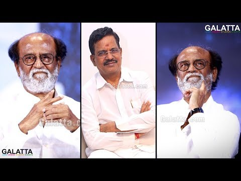 Rajini declined Superstar Title - Kalaipuli S Thanu | Galatta Exclusive