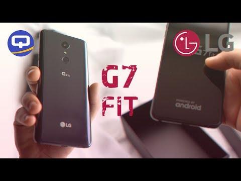 Музыкальный смартфон. Обзор LG G7 Fit / QUKE.RU /