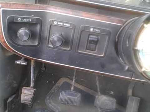 How to fix the ignition switch on 1980 91 ford pickups with tilt